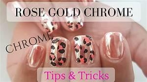 Rose Gold Sprühlack : how to rose gold chrome tips tricks tutorial nail ~ A.2002-acura-tl-radio.info Haus und Dekorationen
