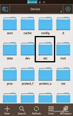 android hosts file change android host file and block website in android