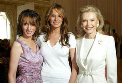 Melania Trump S Is Sister Ines Knauss Reason First Lady Hasn T Moved Into White House Daily Star