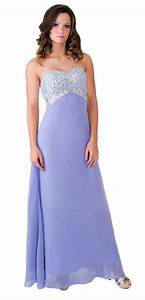 formal prom dress beaded crystal bridesmaid wedding party With long gown for wedding