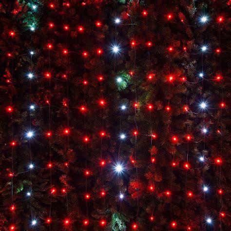 led net lights    led net lights  twinkle red
