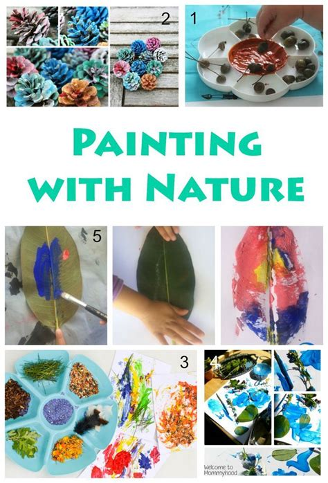 187 best nature art projects for kids images on pinterest