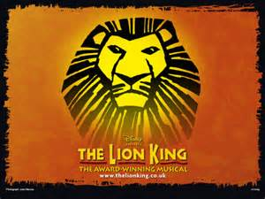 lion king  musical  lyceum theatre    long   good girls