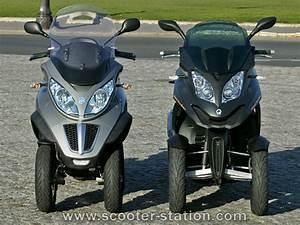 Scooter 3 Roues 125 : match piaggio mp3 lt 300 touring vs quadro 3d 350 scooter station ~ Medecine-chirurgie-esthetiques.com Avis de Voitures