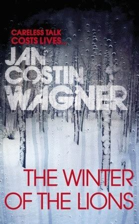 winter   lions  jan costin wagner reviews