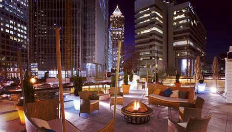 W Hotel Atlanta Rooftop Bar six rooftop bars to visit in atlanta forbes travel guide