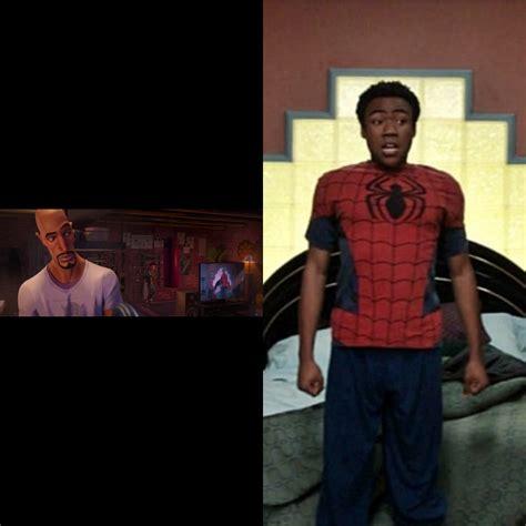 spider man   spider verse     shot