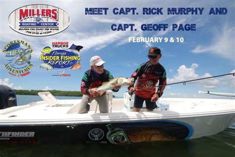 fishing sportsman reel adventures finders channel