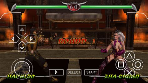 Mortal Kombat Unchained Usa Psp Iso Free Download