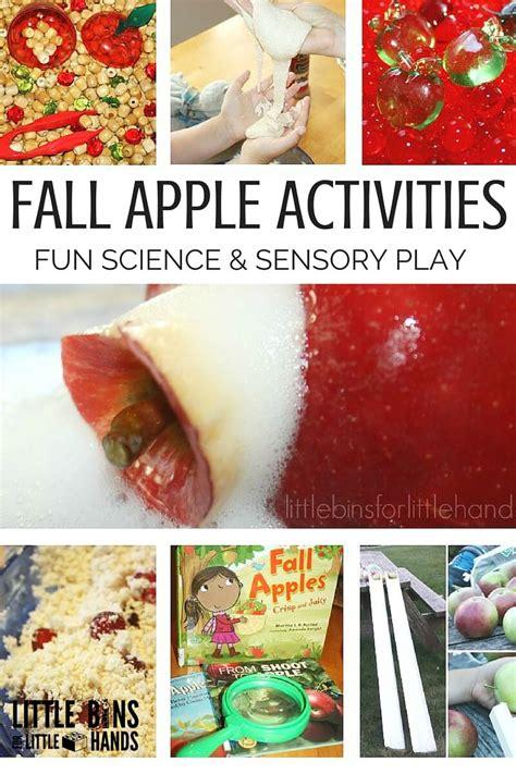 allen main memorial preschool apple pie sensory play and scented cloud dough recipe 372