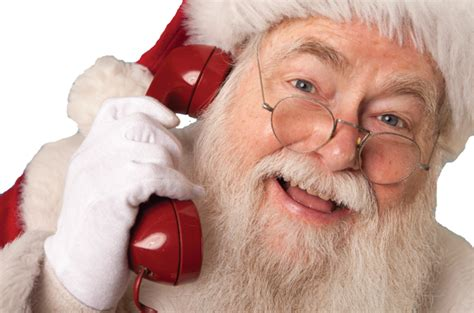 santa claus phone call santa phone call