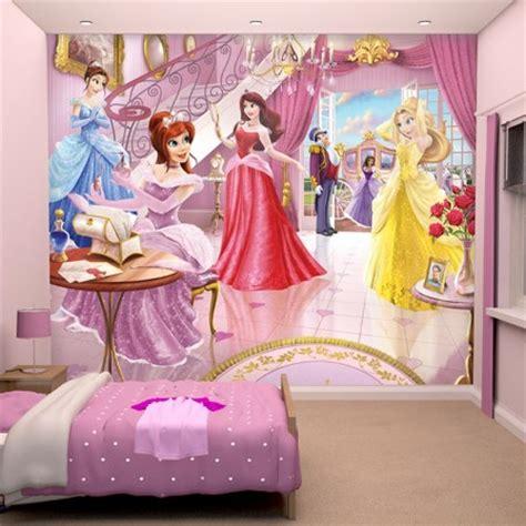 chambre fille disney décorer