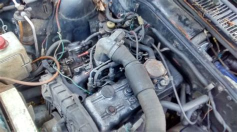 white  door isuzu  mark   cyl diesel engine  sale