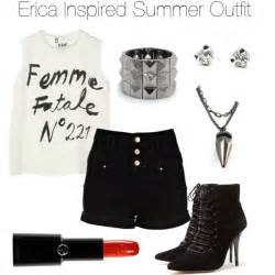 Polyvore Summer Outfits Teen Girls