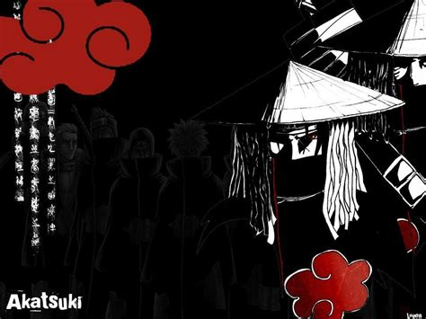 akatsuki wallpapers hd wallpaper cave gambar anime gambar