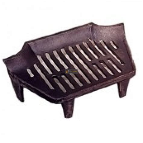 18 Inch Classic Stool Fire Grate 4 Legs Cast Iron