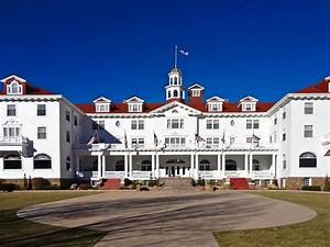 Stanley Hotel, Estes Park, Colorado - the book, The ...