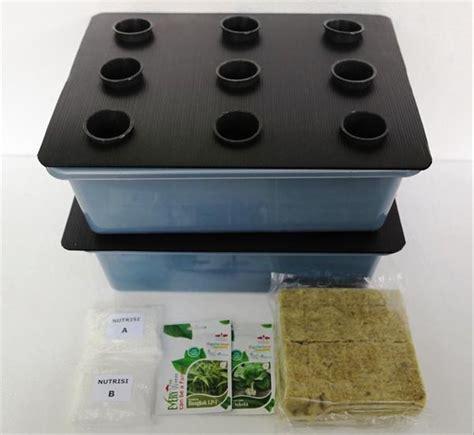 Jual Kit Hidroponik Surabaya jual starter kit hidroponik tanaman hidroponik budidaya