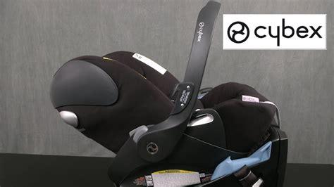cybex platinum cloud q cloud q infant car seat base from cybex platinum