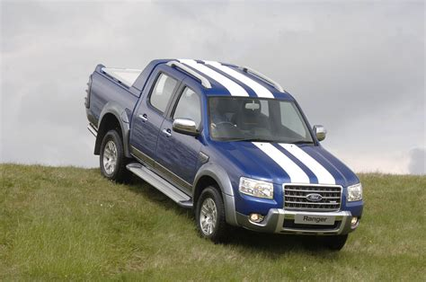 ford ranger wildtrak le mans edition pictures