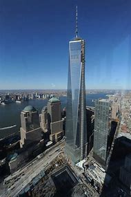 New World Trade Center Twin Towers