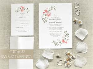 Cute watercolor flowers wedding invitations need wedding for Cute wedding invitation with watercolor flowers