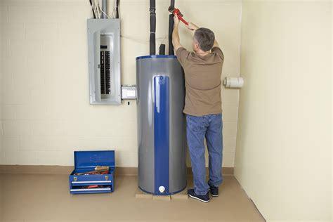 proc 233 der au changement du thermostat d un chauffe eau 233 lectrique