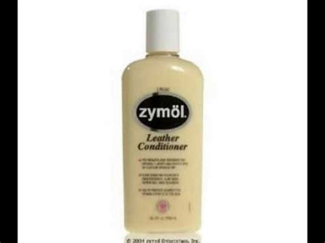 Leather Conditioner Reviews by Review Zymol Leather Conditioner