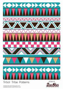 Simple Tribal Print Background | www.imgkid.com - The ...