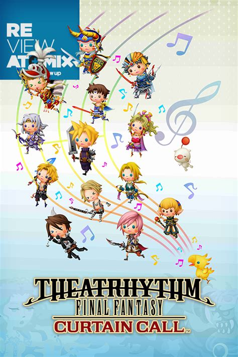 Theatrhythm Curtain Call Dlc by Theatrhythm Curtain Call Atomix