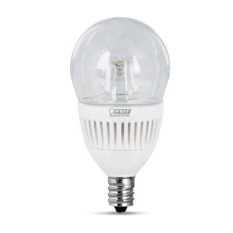 buy the feit electric bpa15c cl dm le ceiling fan bulb 4