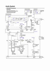 Honda Cr V Stereo Wiring Diagram