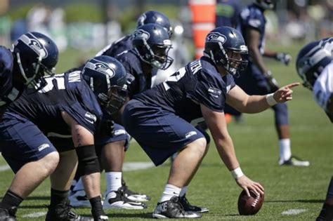 seattle seahawks  position preview offensive