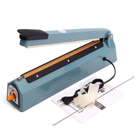 hand pressure sealing machine plastic film bag sealer mesin