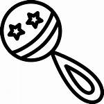 Rattle Icon Icons