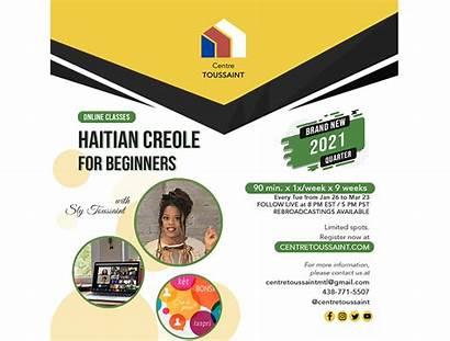 Haitian Creole Class Dance Beginner Register