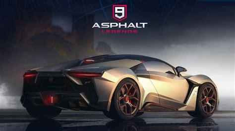 asphalt  legends    android ios  pc