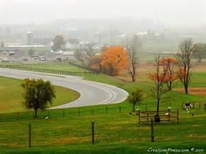 Farm Amish Country Pennsylvania