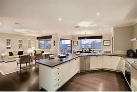 American Style Interior Modele De Cuisine Americaine Decoration Interieur