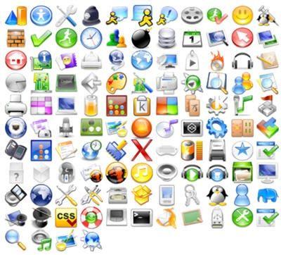 icone de bureau icone bureau gratuit ordinateurs et logiciels