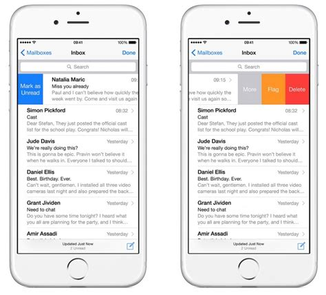 best iphone email app best iphone email app outlook or mail duke it out