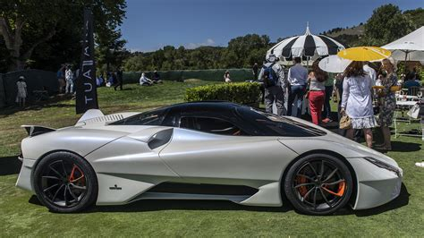 ssc tuatara reportedly delivered  customer