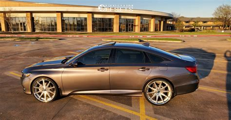 Take care of your 2020 honda accord and you'll be rewarded with years of great looks and performance. Wheel Offset 2020 Honda Accord Flush Stock | Custom Offsets