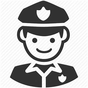 Constable, cop, guard, officer, police, protector ...