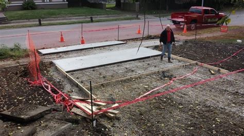 pouring concrete driveway yourself images