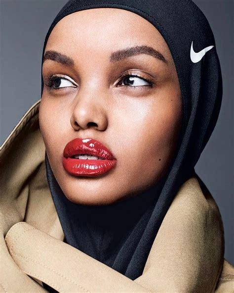 kembali ukir sejarah halima aden jadi model hijabers