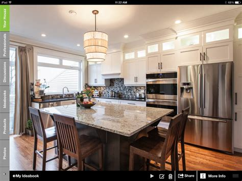 houzz study homeowners demand open space kitchens