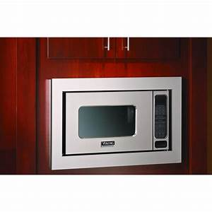 Viking VMOS201 20 Cu Ft Built In Conventional Microwave