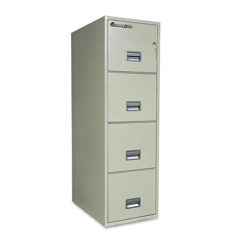 safe file cabinet 4 drawer sentry safe sen4t2500 4 drawer letter size vertical file