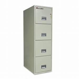 sentry safe sen4t2500 4 drawer letter size vertical file With letter size file cabinet
